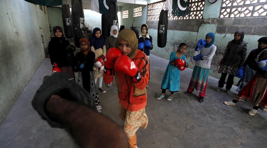 Câu chuyện về những cô gái boxing tại Pakistan (4/3/2016)