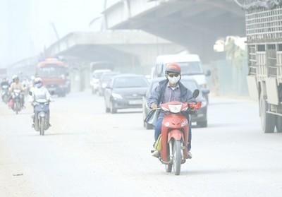Thực trạng ô nhiễm không khí tại Hà Nội như thế nào (7/3/2016)