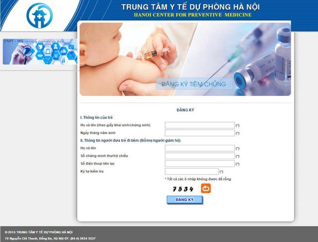 Hệ thống đăng ký dịch vụ tiêm chủng vắc xin Pentaxim trực tuyến sẽ chính thức mở vào sáng nay để người dân đăng ký (Thời sự sáng 17/3/2016)