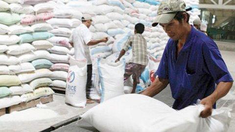 Cần nâng cao chất lượng, thương hiệu cho gạo Việt Nam.