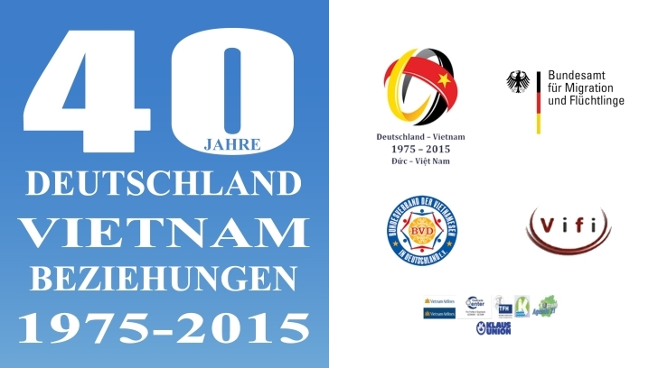 Nhìn lại 40 năm quan hệ Việt Nam - Đức