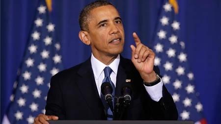Tổng thống Mỹ đến châu Á: Biển Đông và kinh tế là trọng tâm!