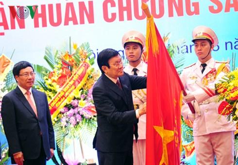 70 năm xây dựng và phát triển đất nước cũng là 70 năm ngoại giao Việt Nam đồng hành cùng dân tộc.