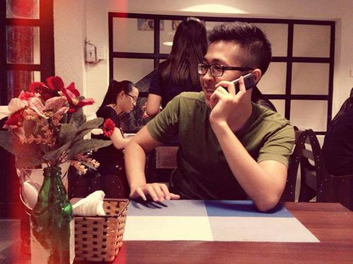 Sinh viên Lê Hải Vũ - khởi nghiệp từ ngọn lửa đam mê