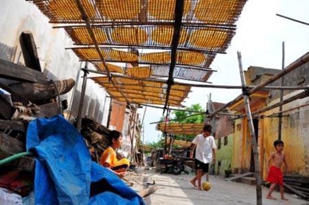Nét đẹp văn hóa trung thu của người làng Kế ở Bắc Giang
