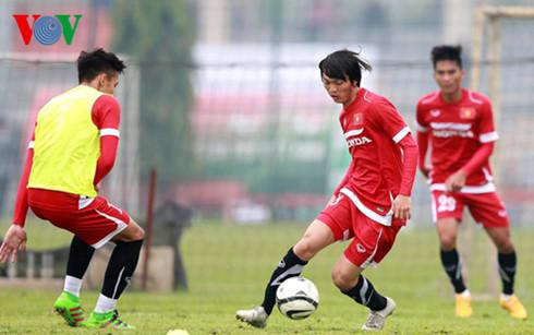 Công bố danh sách đội tuyển bóng đá Việt Nam đá giao hữu với đội tuyển Syria vào ngày 31/5 tới. (22/5/2016)