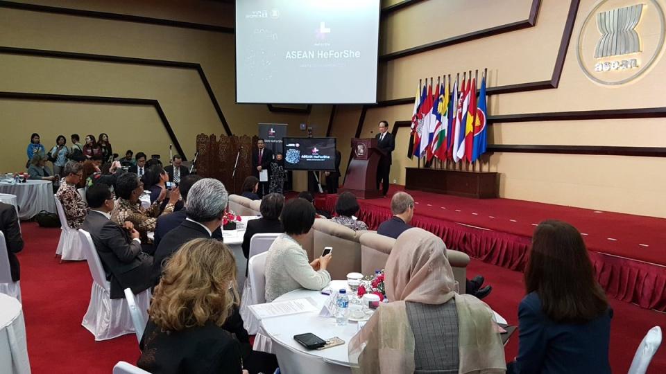 ASEAN không ngừng thúc đẩy bình đẳng giới và bảo vệ phụ nữ (6/12/2017)