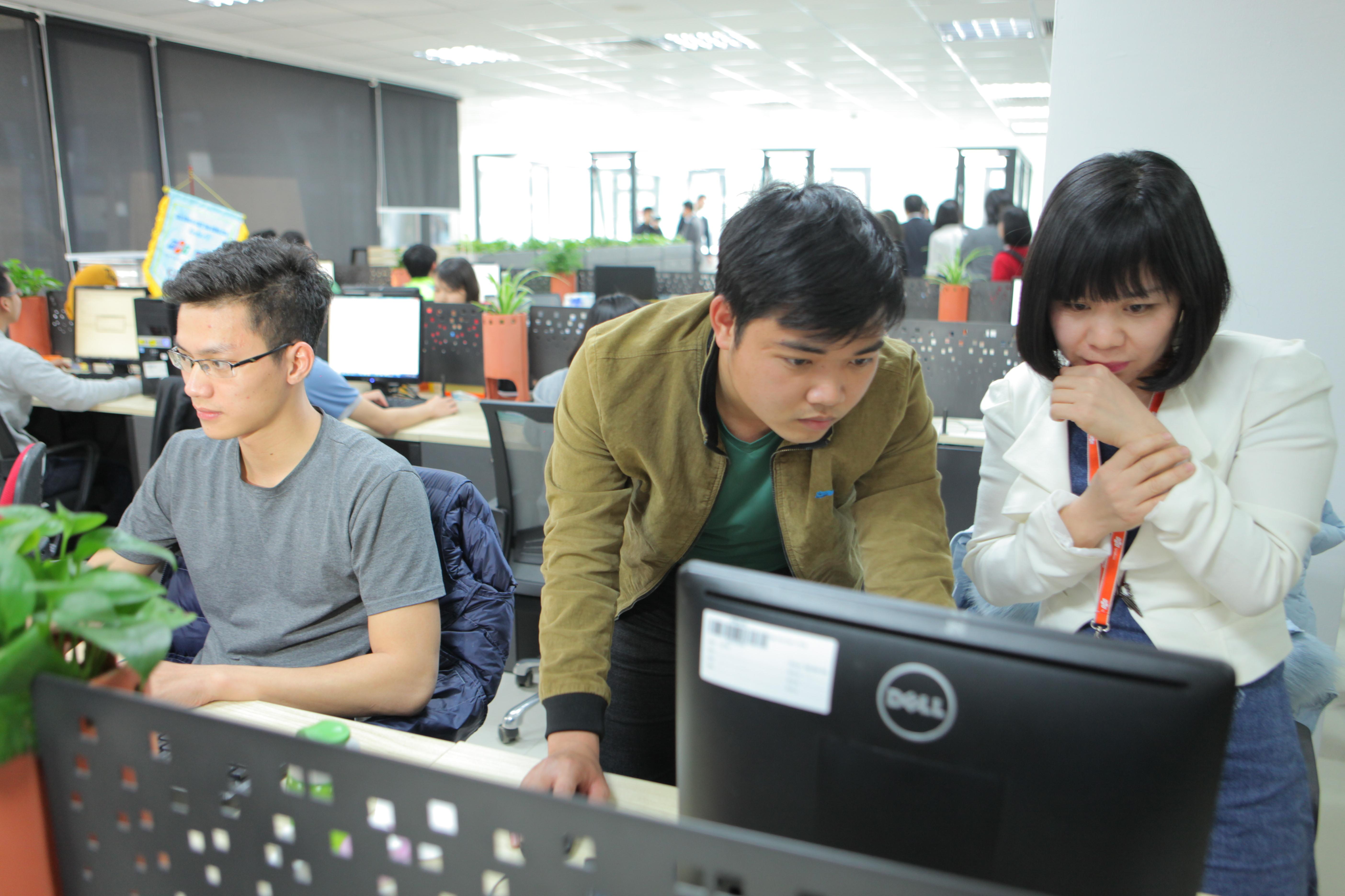 Làm thế nào để các doanh nghiệp phần mềm Việt Nam phát triển bền vững (15/2/2017)