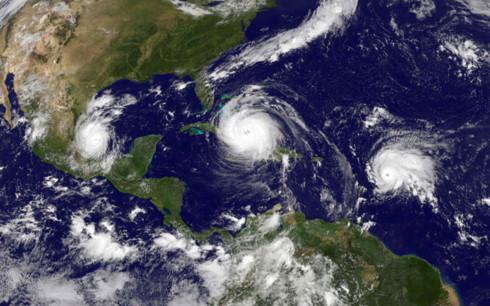 Siêu bão Irma: Thảm họa thiên nhiên mới đối với Mỹ (10/9/2017)