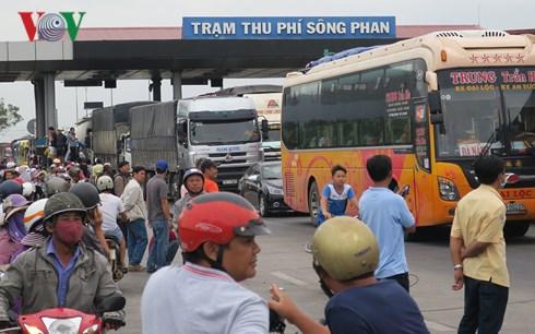 Tổng cục Đường bộ Việt Nam đề nghị cắm biển