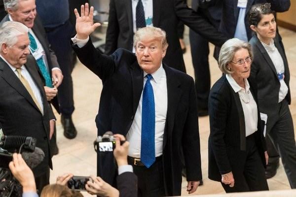 Mỹ muốn quay trở lại TPP (20/2/2018)