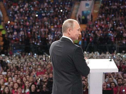 Nước Nga bước vào chặng nước rút cho cuộc bầu cử Tổng thống 2018 (23/2/2018)