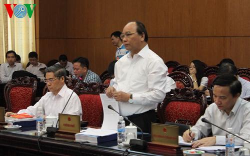 Thời sự trưa ngày 23/12/2014: Ủy ban Thường vụ Quốc hội cho ý kiến về Dự án Bộ luật Dân sự (sửa đổi) để chuẩn bị lấy ý kiến nhân dân