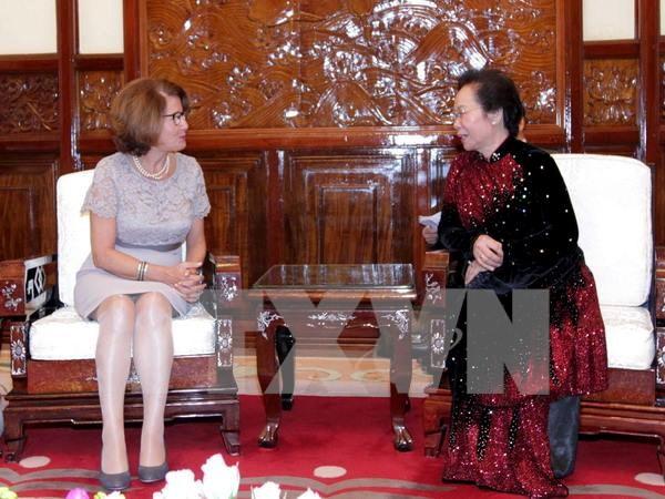 Bạn bè với Việt Nam ngày 11/12/2014: Pháp ngữ trong phát triển của Việt Nam.