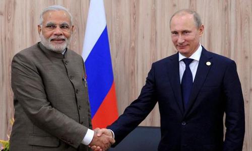 Quan hệ Nga-Ấn Độ qua chuyến thăm Ấn Độ của Tống thống Nga Pu-tin trong bối cảnh phương Tây đang bao vây, trừng phạt Nga