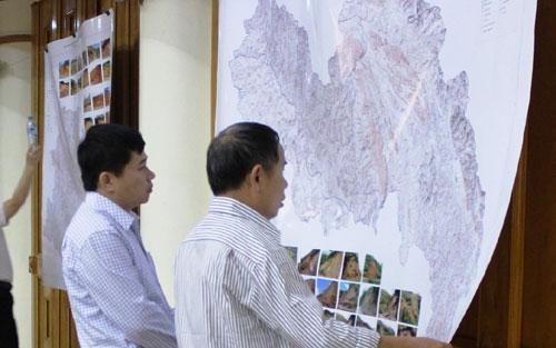 Môi trường và phát triển ngày 08/12/2014: Nỗ lực của Việt Nam nhằm hạn chế thiệt hại do lũ quét và sạt lở đất