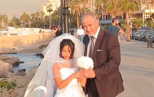 Câu chuyện về một đám cưới giả để lên án nạn tảo hôn ở Li-băng (10/12/2015)
