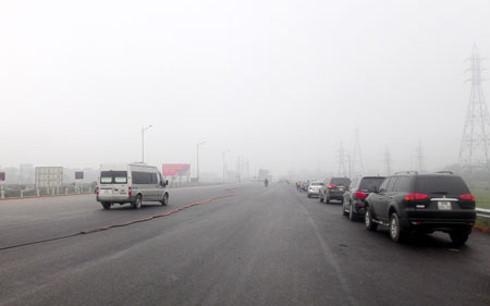 Thông xe Dự án đường cao tốc Hà Nội – Bắc Giang, vượt tiến độ 6 tháng so với yêu cầu (Thời sự trưa 3/1/2016)