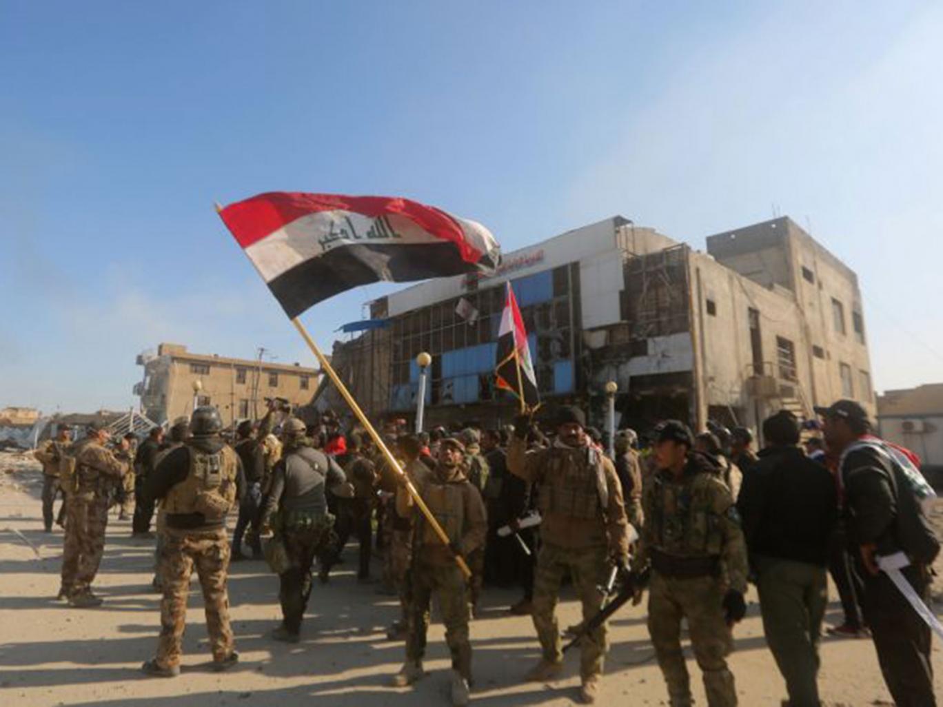 Iraq tuyên bố sẽ đánh bại IS trong năm 2016 (29/12/2015)