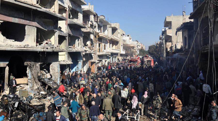 Các nước kéo quân: Syria lại rối (5/2/2016)