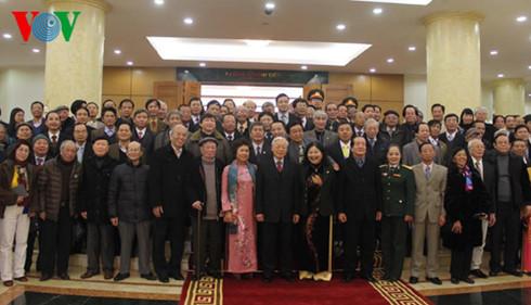 Tổng Bí thư Nguyễn Phú Trọng kêu gọi cả nước chung sức, đồng lòng, xây dựng Tổ quốc ngày càng phồn vinh, hạnh phúc (Thời sự chiều 07/02/2016)