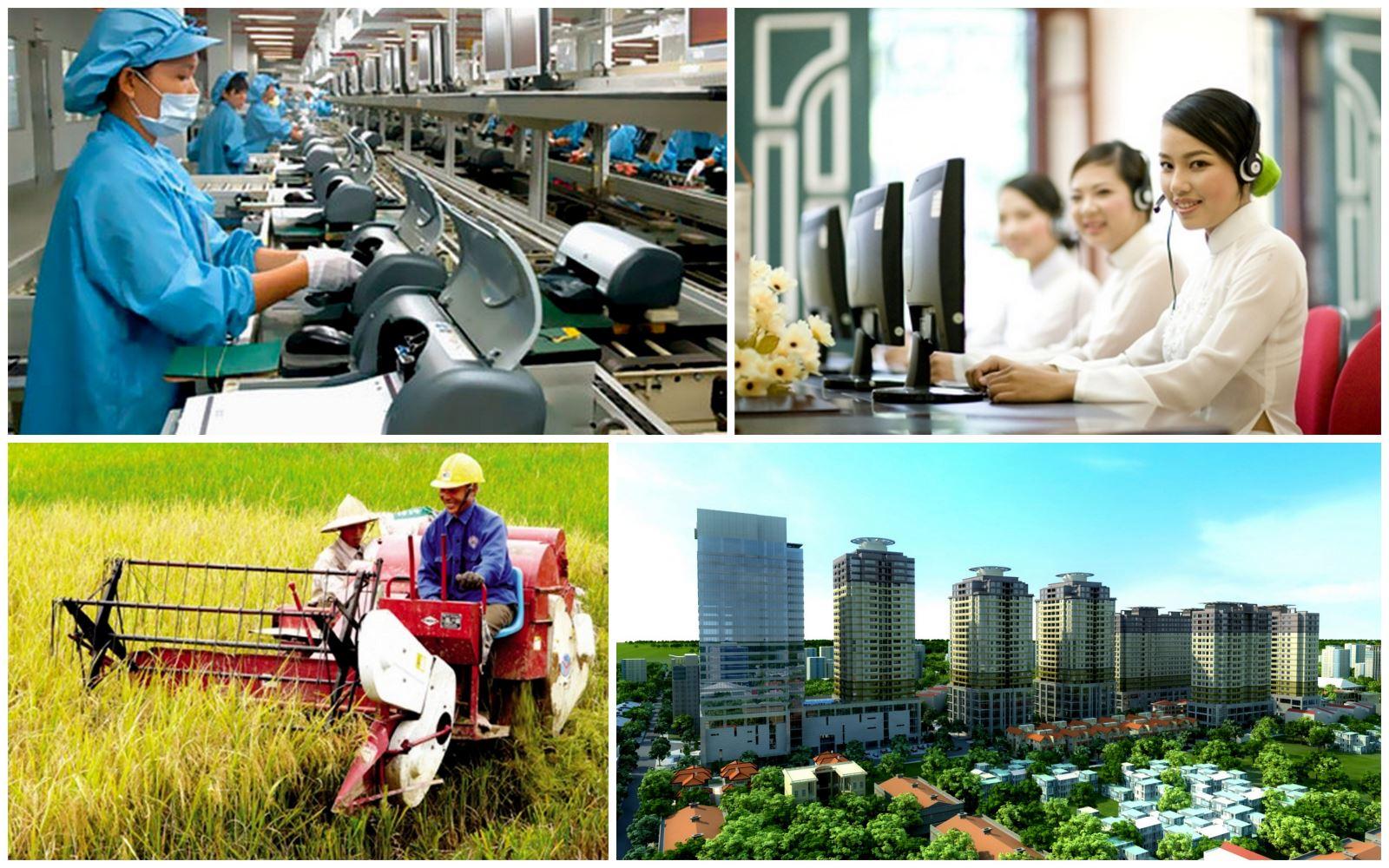 Việt Nam cùng 5 nền kinh tế đang nổi khác là những nước sẽ có tăng trưởng cao trong năm nay và nhiều năm tiếp theo (Thời sự sáng 18/3/2016)