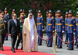 Tổng thống Ai Cập trao lại đảo cho Ả-rập Xê-út (15/4/2016)