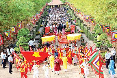 Vua Hùng dựng nước và tinh thần khởi nghiệp của người Việt (15/4/2016)
