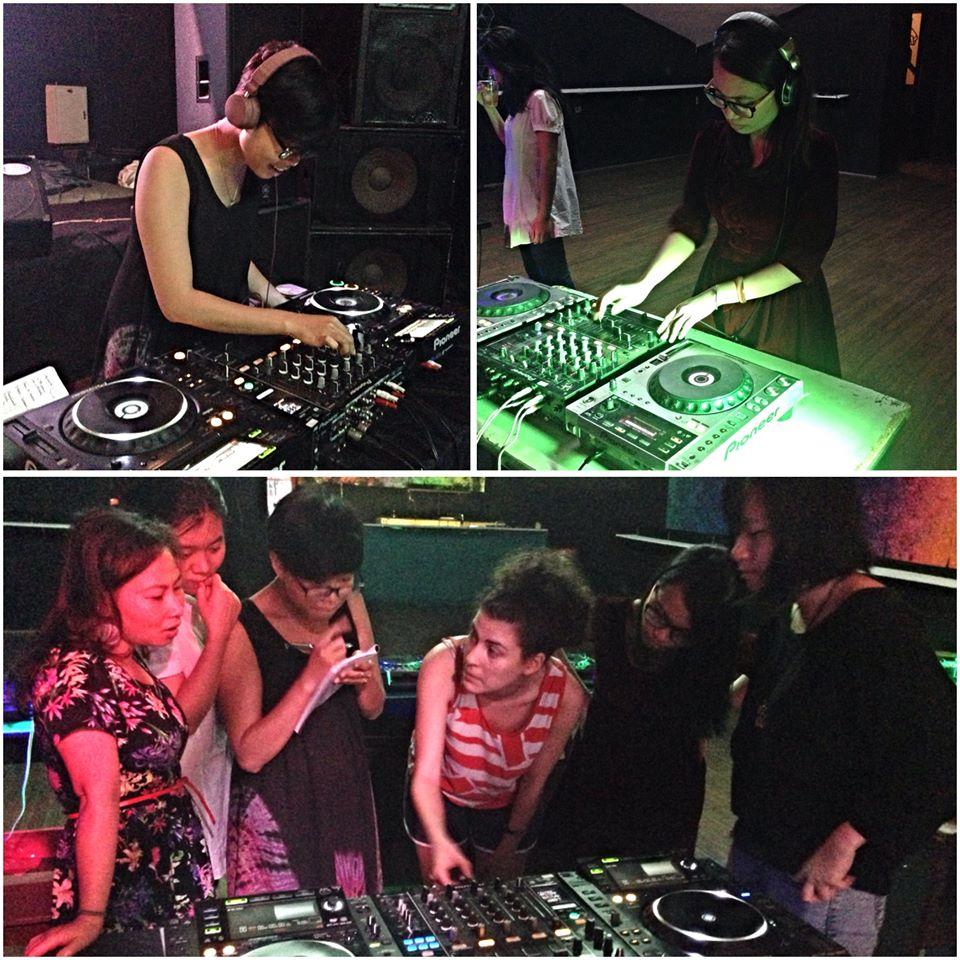 Bạn bè với Việt Nam ngày 20/4/2015: DJ Thụy Điển truyền cảm hứng cho những đồng nghiệp Việt Nam.