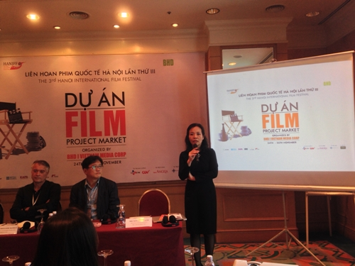 """Văn hóa giải trí ngày 26/11/2014: """"Chợ dự án làm phim"""" - Cơ hội cho những nhà làm phim trẻ"""