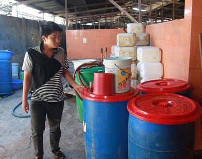 Biển đảo Việt Nam ngày 13/11/2014: Khó khăn qui hoạch làng nghề nước mắm truyền thống ở phường Vĩnh Trường, thành phố Nha Trang, tỉnh Khánh Hòa