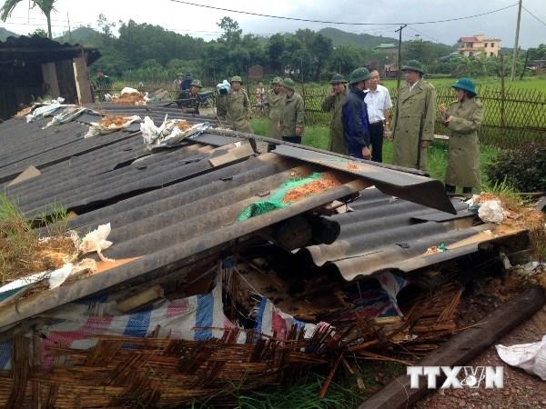 Thời sự chiều ngày 17/9/2014: Theo thống kê sơ bộ, bão số 3 đã làm 9 người ở Lạng Sơn thiệt mạng, Quảng Ninh là địa phương chịu thiệt hại nặng nhất về tài sản, khoảng 20 tỷ đồng.