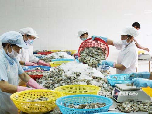 Kinh tế ngày 23/10/2014: Xuất khẩu thực phẩm nông sản sang thị trường Hàn Quốc.