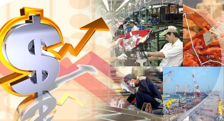 Kinh tế ngày 18/9/2014: Phỏng vấn chuyên gia kinh tế Vũ Đình Ánh về triển vọng tăng trưởng kinh tế năm 2014