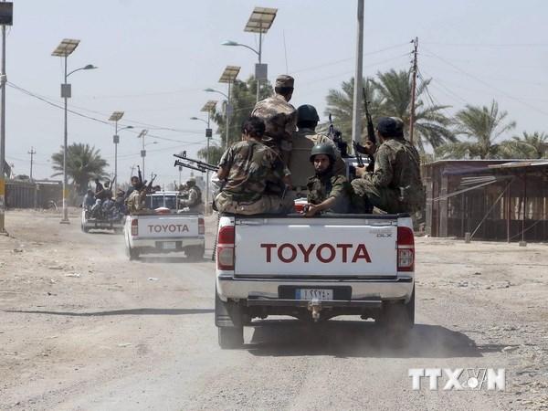 Đằng sau quyết định hỗ trợ vũ khí cho Iraq của Đức