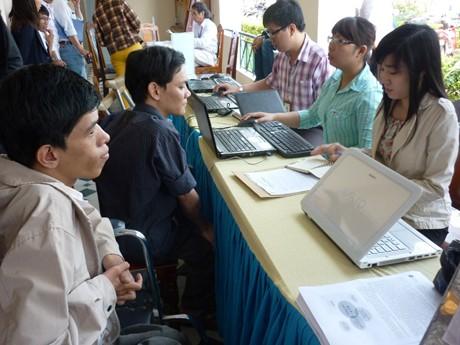 Chuyên gia của bạn ngày 4/12/2014: Tư vấn việc làm cho người khuyết tật.