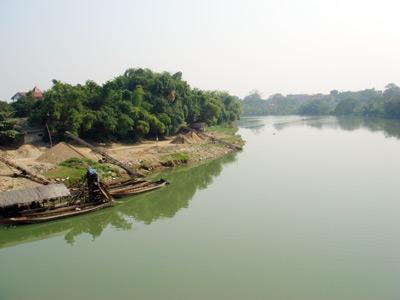 Chính phủ với người dân ngày 21/8/2014:  Triển khai đề án bảo vệ môi trường lưu vực sông Nhuệ-sông Đáy.
