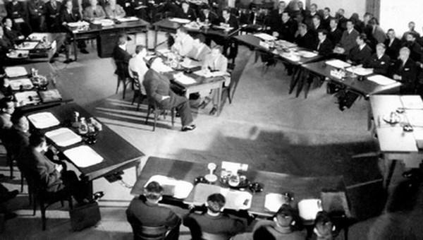 Thời sự đêm ngày 08/10/2014: Bộ Ngoại giao tổng kết các hoạt động kỉ niệm 60 năm ký Hiệp định Geneve về đình chỉ chiến sự ở Việt Nam