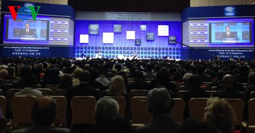 Thời sự trưa ngày 11/9/2014: Tham dự Diễn đàn Kinh tế thế giới mùa hè 2014, Việt Nam mong muốn tìm kiếm những giải pháp cho nền kinh tế đất nước trong bối cảnh có nhiều sự thay đổi và thách thức lớn hiện nay