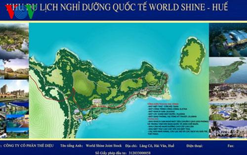 Việt Nam trong tuần ngày 29/11/2014: Dừng dự án du lịch trên đèo Hải Vân: Cần làm rõ trách nhiệm của những cá nhân sai phạm