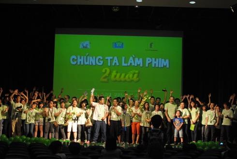 Văn hóa giải trí ngày 05/8/2014: Dự án