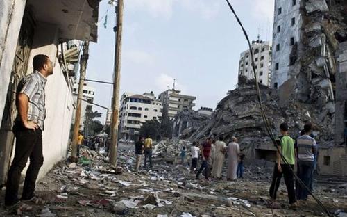 An ninh khu vực cũng như những mâu thuẫn giữa Palestin và Ixraen liệu có được giải quyết triệt để