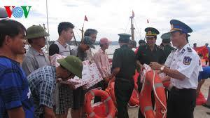 Biển đảo Việt Nam ngày 29/8/2014: Phòng chống lụt bão, tìm kiếm cứu nạn là nhiệm vụ chiến đấu của Hải đội 4, Vùng 1 Hải quân.
