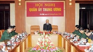 Thời sự sáng ngày 06/12/2014: Hội nghị Quân ủy Trung ương xác định đẩy mạnh 3 khâu đột phá trong năm tới