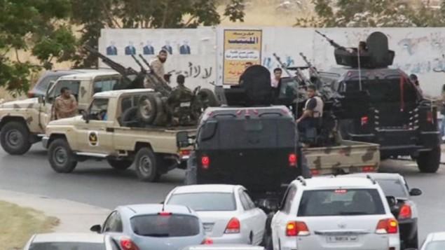 Tình trạng bạo lực ngày càng gia tăng tại Libi.