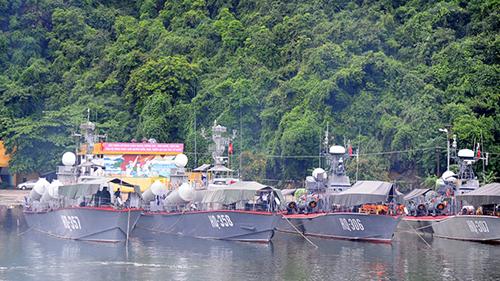 Biển đảo Việt Nam ngày 29/7/2014: Về Lữ đoàn 170 Vùng 1 Hải quân: Nhớ ngày chiến thắng trận đầu