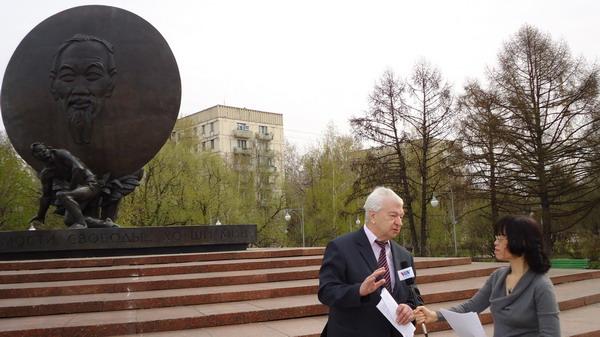 Văn hóa giải trí cuối tuần ngày 30/8/2014: Phỏng vấn Nhà Việt Nam học người Nga Evgeni Kobelev về Chủ tịch Hồ Chí Minh nhân kỷ niệm 45 năm Di chúc của Người.