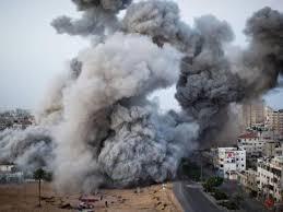 Israel oanh kích dữ dội dải Gaza: Vòng xoáy xung đột mới