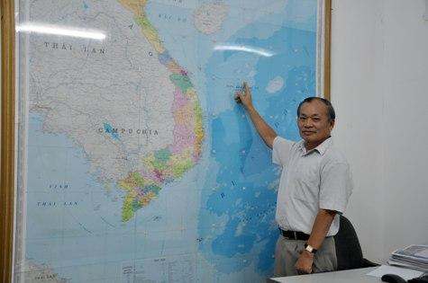 Biển đảo Việt Nam ngày 17/7/2014: Phỏng vấn ông Trần Cao Mưu, Tổng thư ký hội nghề cá Việt Nam về thực hiện Nghị định 67 của Chính phủ về chính sách phát triển thủy sản sao cho hiệu quả