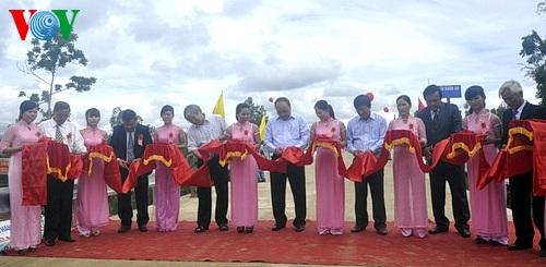 Thời sự chiều ngày 01/9/2014: Phó Thủ tướng Nguyễn Xuân Phúc dự lễ khánh thành cầu Xuân An tại Quảng Nam